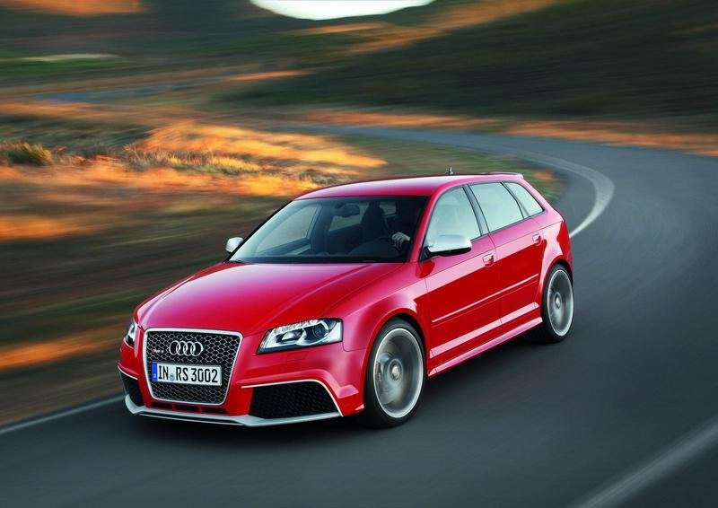 2012 Audi RS3 Sportback High Resolution Exterior Wallpaper quality - image 383724