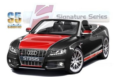 2010 Audi S5 Cabriolet by Stasis Engineering