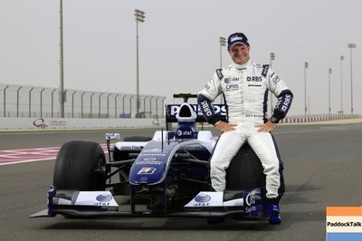 Barrichello Gets New Engine For Brazil