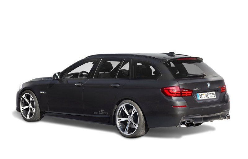 2010 BMW 5 series Touring by AC Schnitzer High Resolution Exterior - image 383913