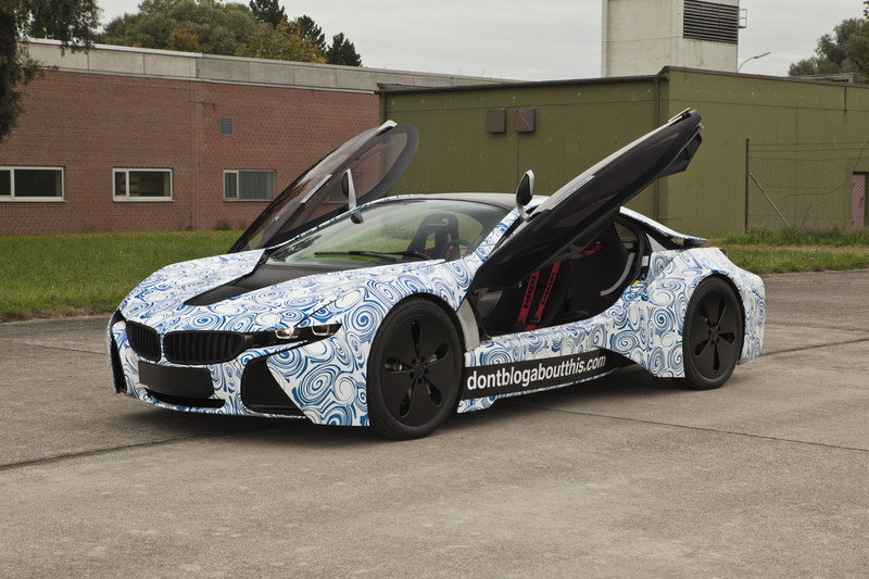 BMW confirms production of sports car with plug-in hybrid technology