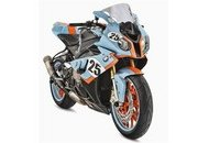 BMW S 1000 RR Poisoned Arrow by Wunderlich