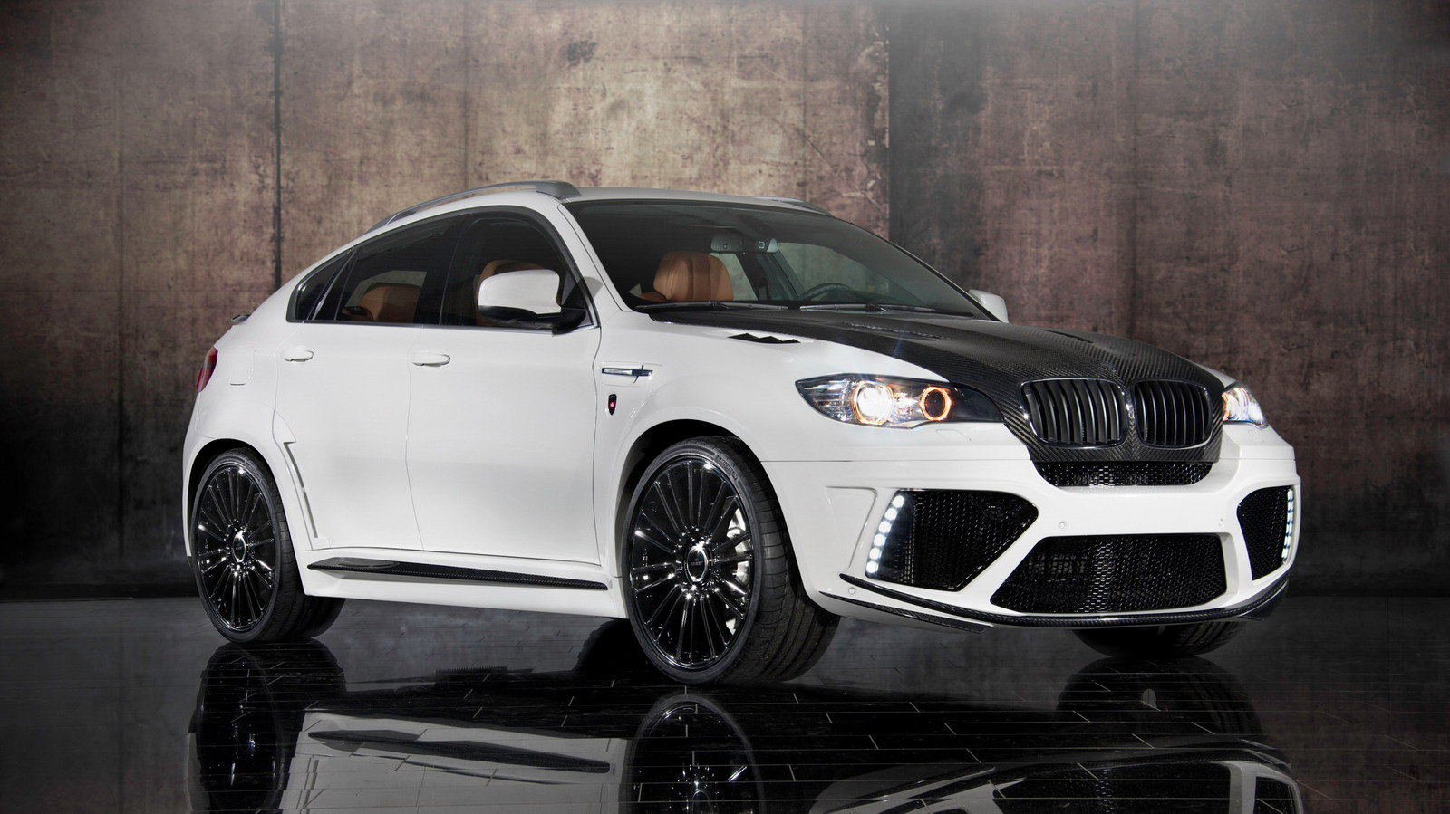 2010 Bmw X6 M By Mansory Review Top Speed