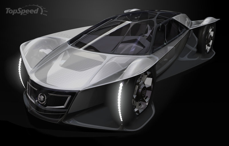Cadillac Aera and smart 454 WWT take top prize in the LA Design Challenge