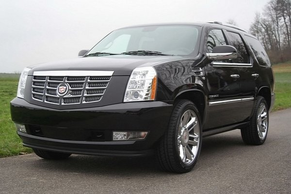 cadillac escalade platinum edition picture