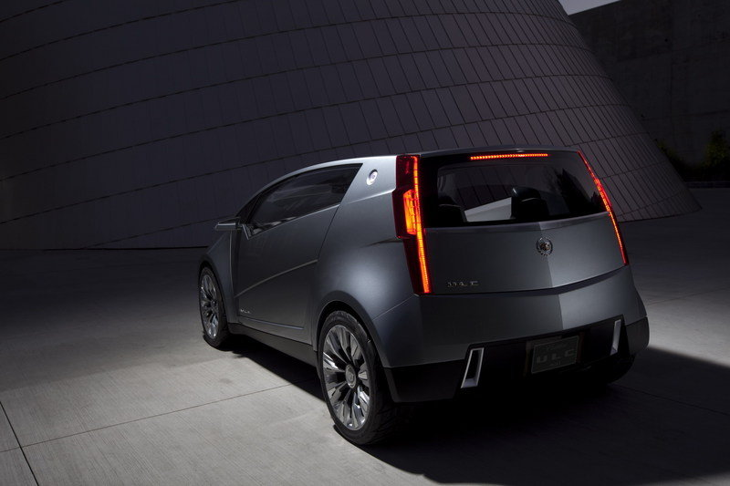 2011 Cadillac Urban Luxury Concept