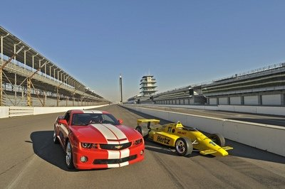 Chevrolet To Supply Engines For Indy In 2012 Exterior - image 382078