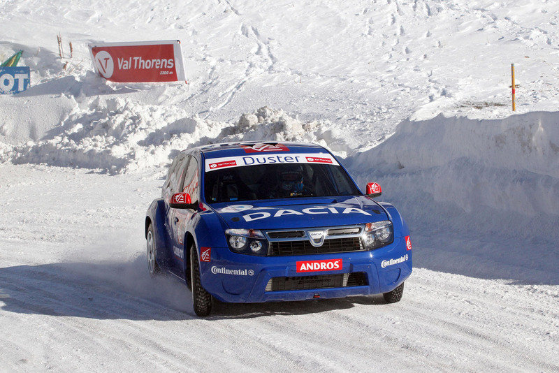 2010 dacia duster ice racer review top speed. Black Bedroom Furniture Sets. Home Design Ideas