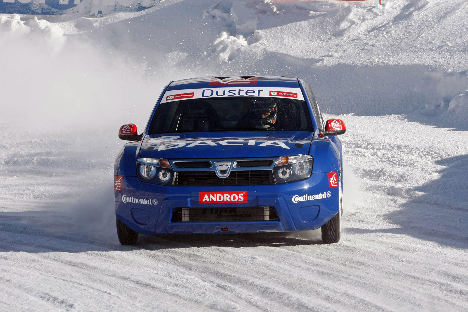2010 dacia duster ice racer picture 384001 car review top speed. Black Bedroom Furniture Sets. Home Design Ideas