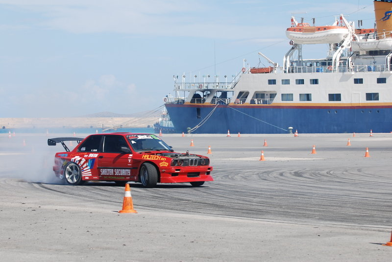 Todor Dunev crowned 2010 European Drift King