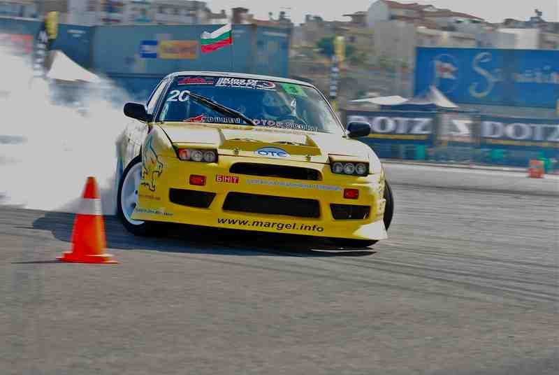 Todor Dunev crowned 2010 European Drift King High Resolution Exterior - image 380058