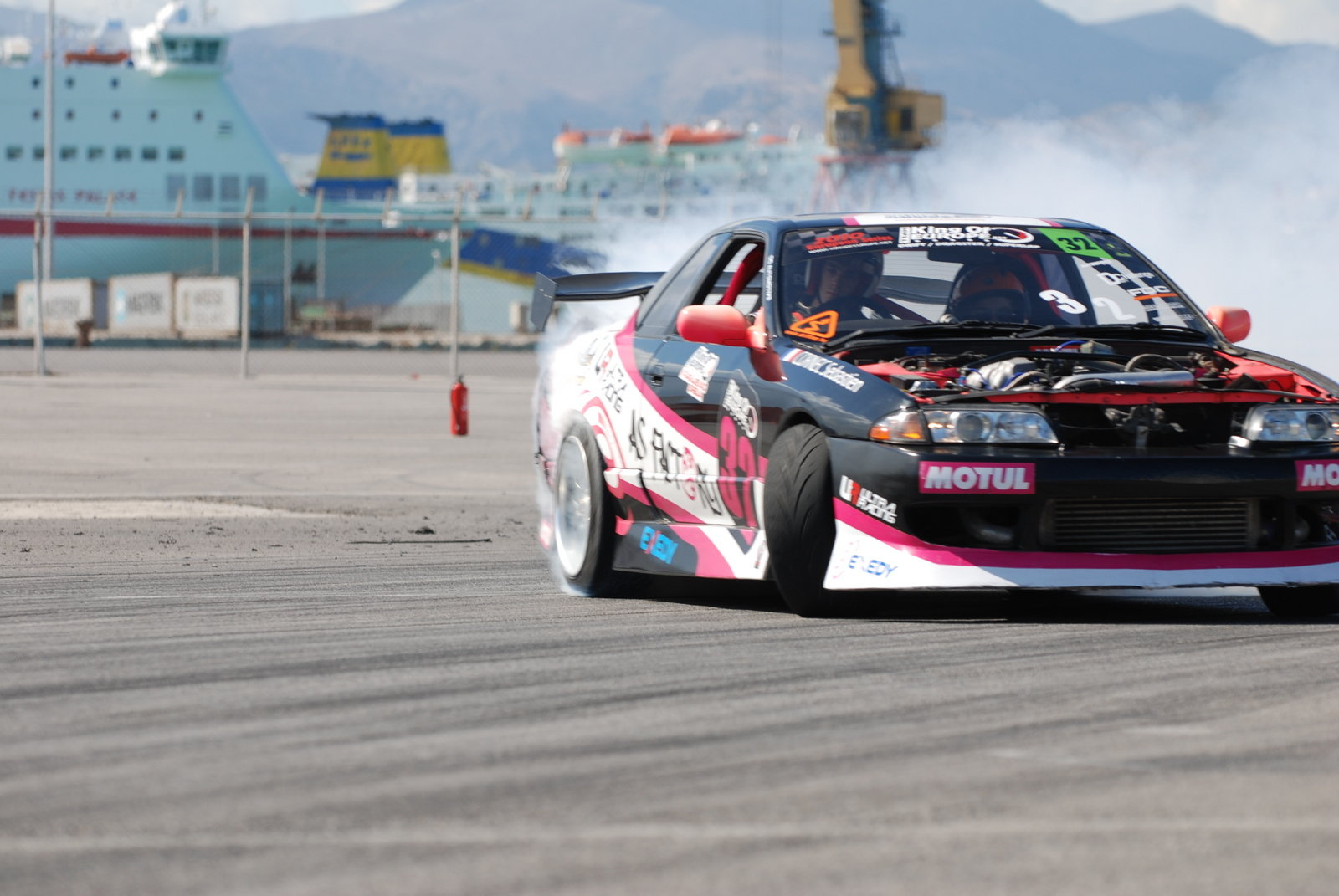 Todor Dunev Crowned 2010 European Drift King - Picture ...