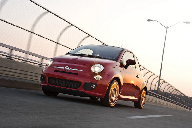 2012 Fiat 500 High Resolution Exterior - image 383358