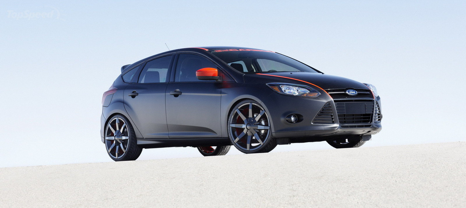 2012 Ford Focus By 3dcarbon Review Top Speed