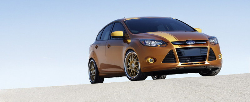 2012 Ford Focus by FSWerks
