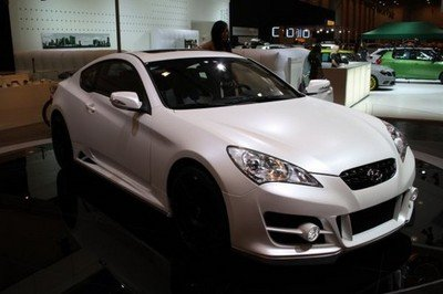 2010 Hyundai Genesis Coupe By Mansory Design