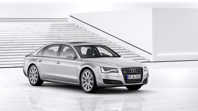 Israel government orders $1 million Audi limousine for the Prime Minister