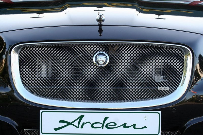 2010 Jaguar XJ by Arden