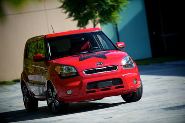 2010 kia soul hamstar concept car review top speed. Black Bedroom Furniture Sets. Home Design Ideas