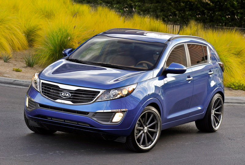 2010 Kia Sportage by Antenna Magazine