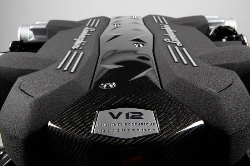 Lamborghini announces new V12 engine and new ISR Transmission