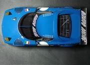 Scale models of the Lancia Stratos GT2 should hold us over - image 384804