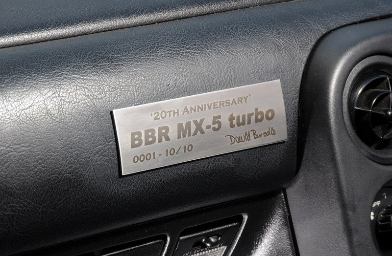 2011 Mazda MX-5 Turbo Anniversary Edition by BBR High Resolution Interior - image 384790