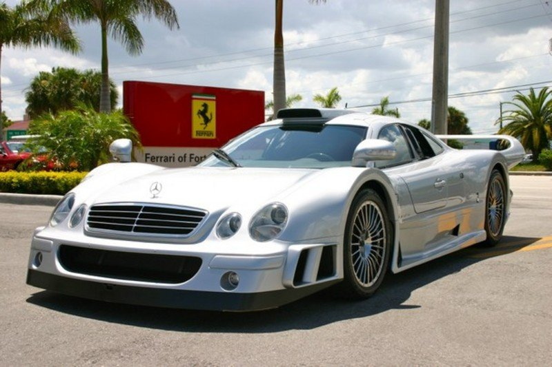 mercedes-benz clk gtr amg for sale. This car might be 10 years old,