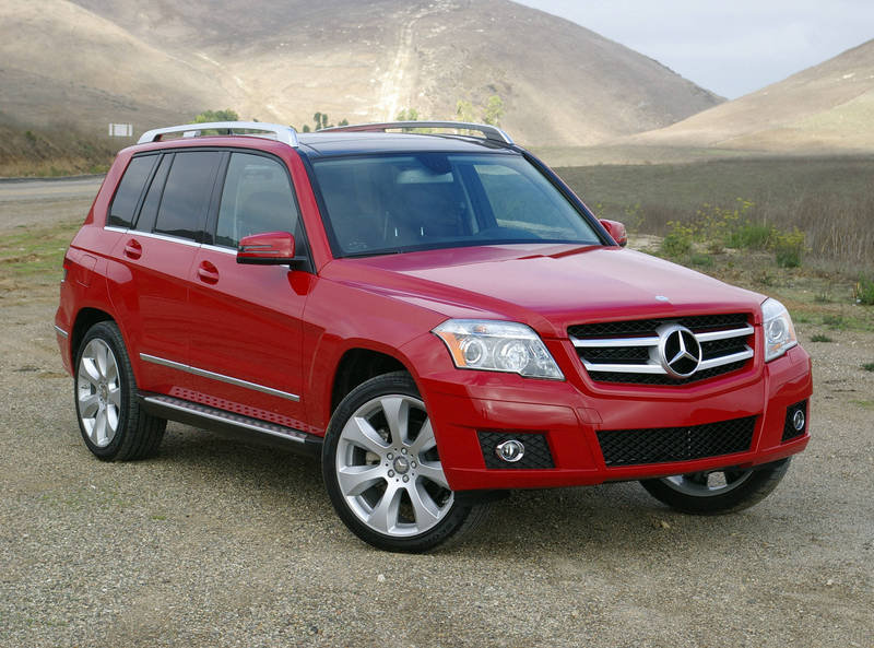 Mercedes prepares diesel GLK for the US market
