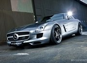 Mercedes SLS 63 Supersport by Kicherer