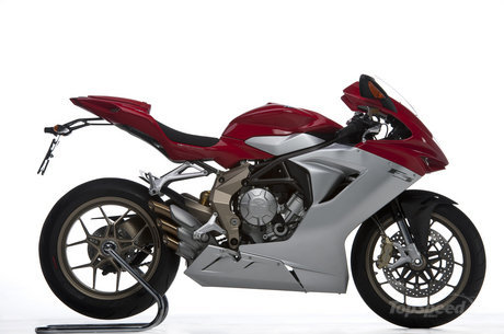 The F3 superbike is the latest addition to MV Agusta line-up.