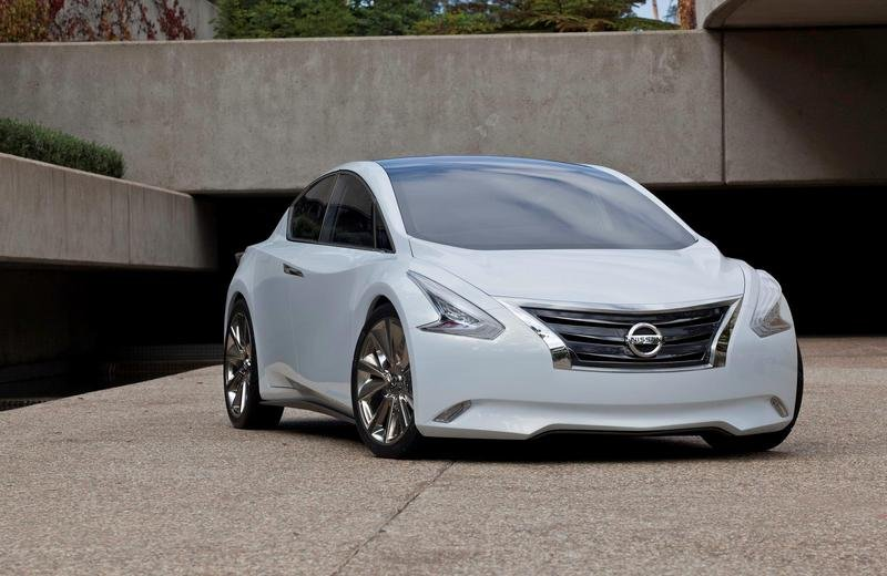 2011 Nissan Ellure Concept High Resolution Exterior - image 382920