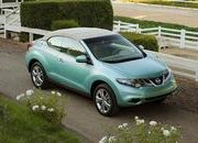 2011 Nissan Murano CrossCabriolet - image 382987