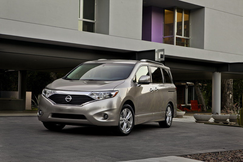 2011 Nissan Quest High Resolution Exterior - image 383263