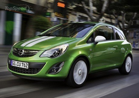 Opel Corsa Utility Accessories. The facelifted Opel Corsa gets