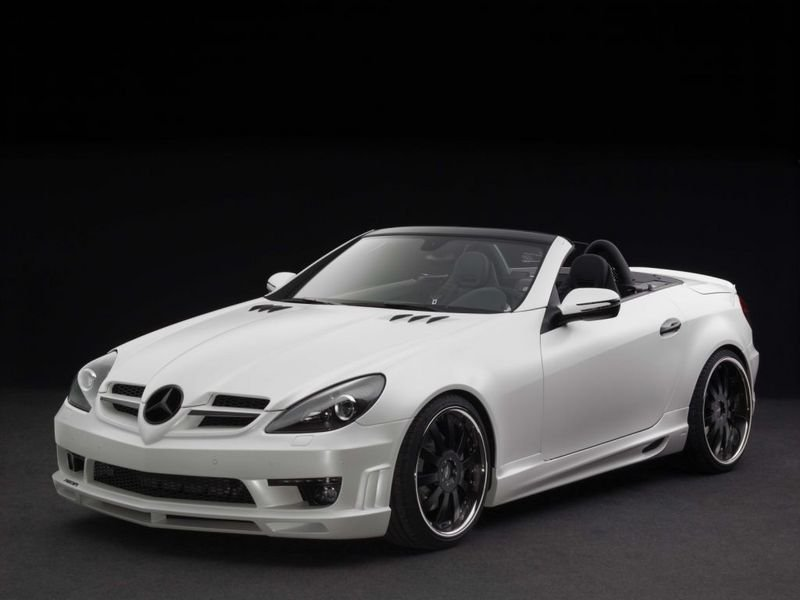 2010 Mercedes-Benz SLK Final Performance RS by Piecha