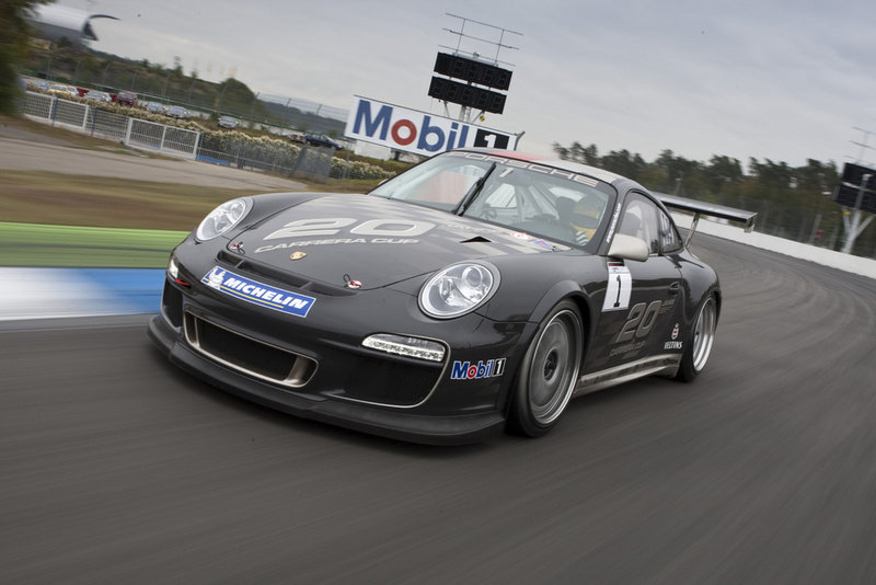 Porsche 911 GT3 Cup Confirmed for Race of Champions 2010