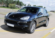 Porsche Cayenne Diesel by Superchips