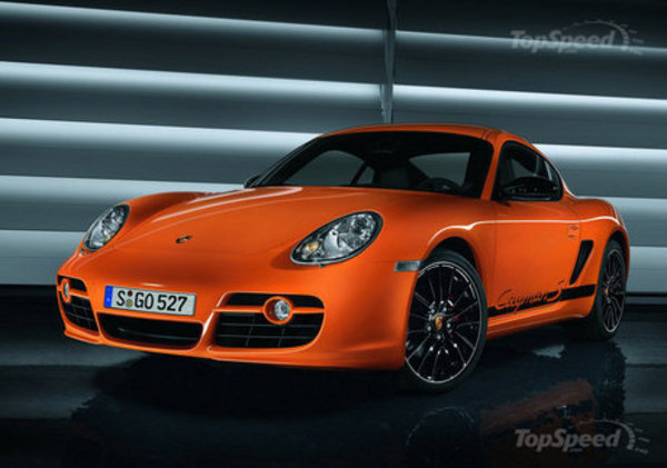 porsche cayman cs picture