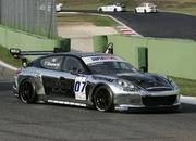 Porsche Panamera Racing Car by H&R