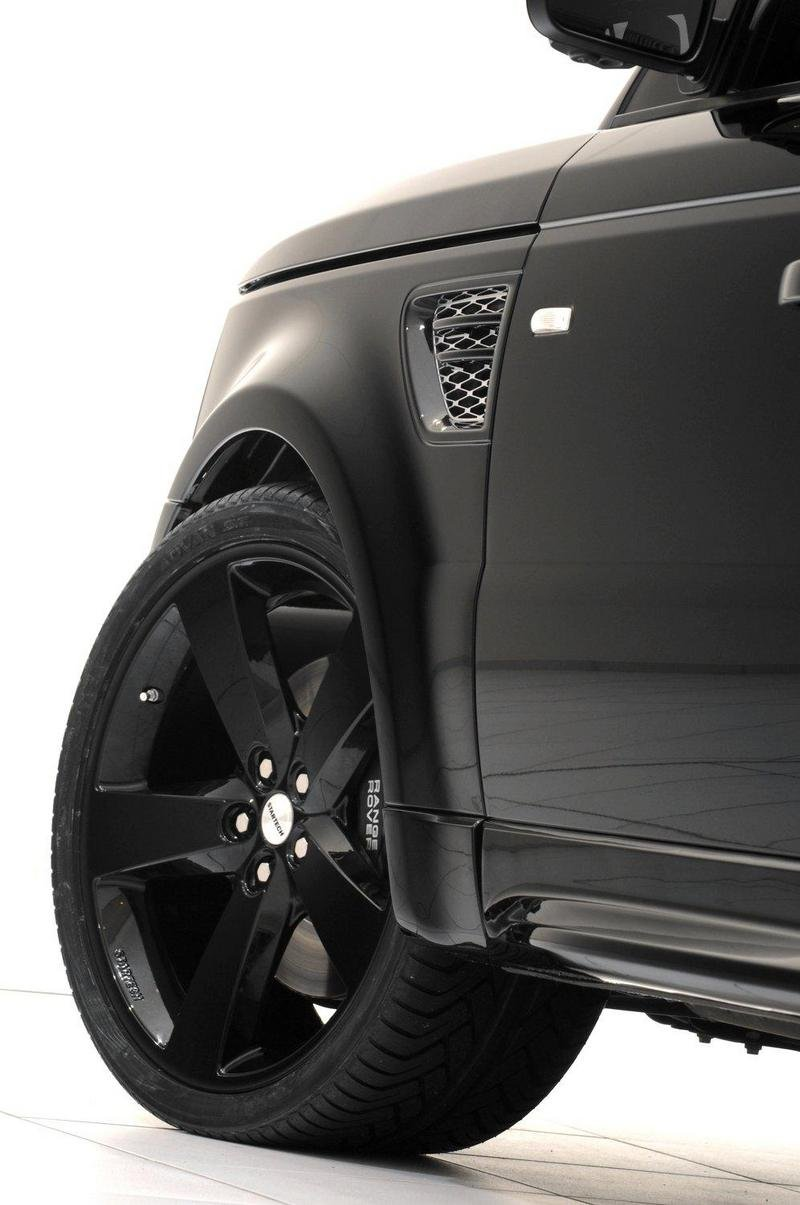 2010 Range Rover Sport by Startech High Resolution Exterior - image 384586