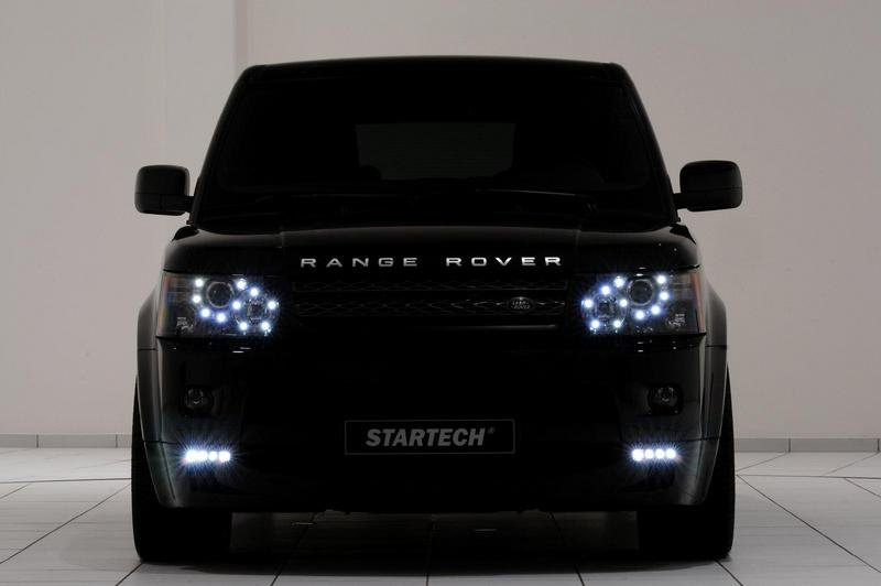 2010 Range Rover Sport by Startech High Resolution Exterior - image 384587