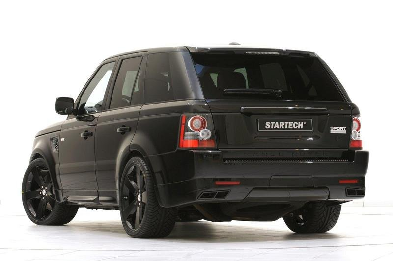 2010 Range Rover Sport by Startech High Resolution Exterior - image 384589