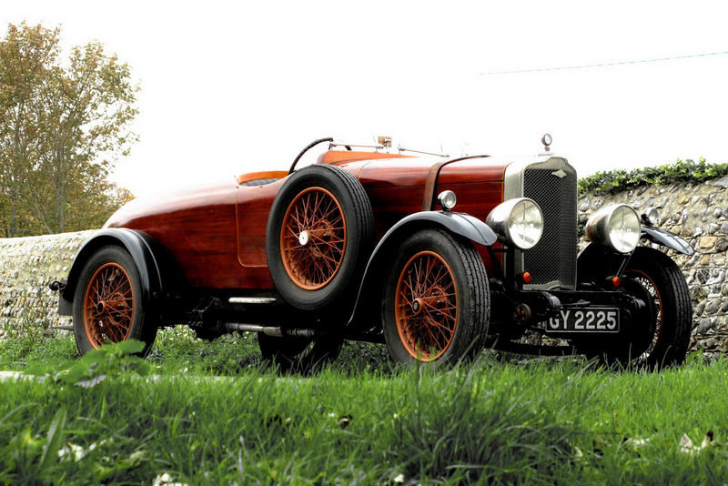 Rare 1932 Talbot 14/65 Boat Tail Tourer will be at Historics at Brooklands auction