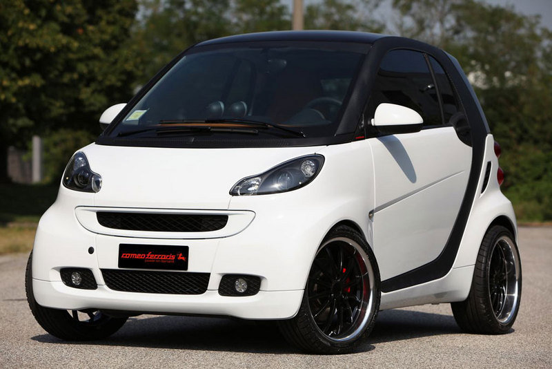 2010 Smart ForTwo by Romeo Ferraris