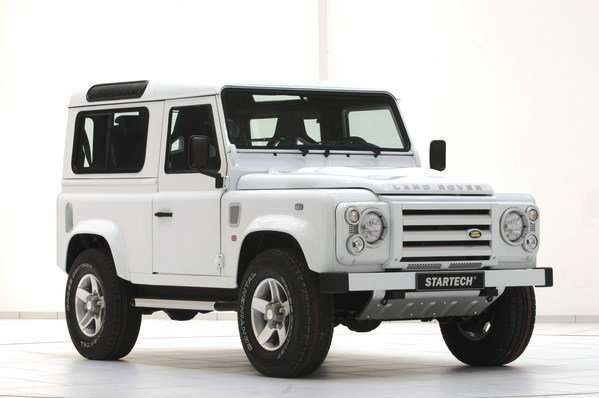 land rover defender 90 yachting edition by startech picture