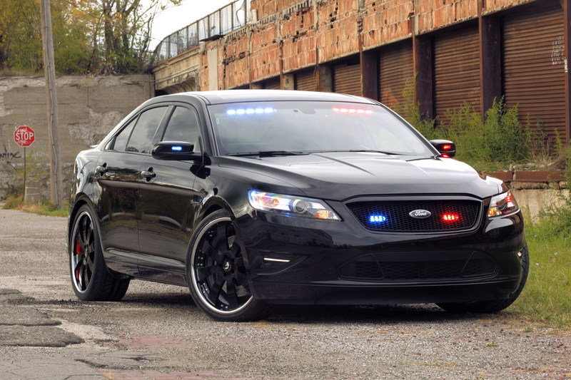 2011 Stealth Ford Police Interceptor concept