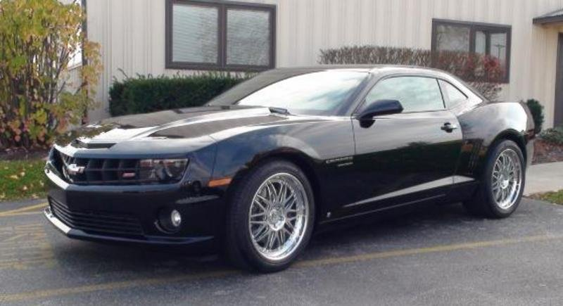 2010 Chevrolet Camaro SS LS9 By Lingenfelter | Top Speed