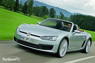 Volkswagen Roadster to be unveiled in 2013