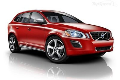 Volvo adds 2010 XC60 to their airbag recall